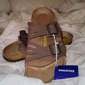 Vegan leather Birkenstock